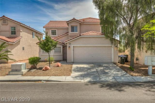 5006 Sapphire Light, North Las Vegas, NV 89081 (MLS #2098391) :: The Snyder Group at Keller Williams Marketplace One