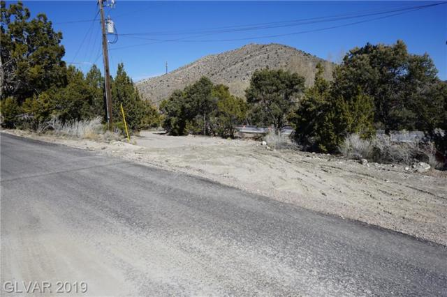 18821 State Hwy 160, Mountain Springs, NV 89161 (MLS #2098392) :: The Lindstrom Group