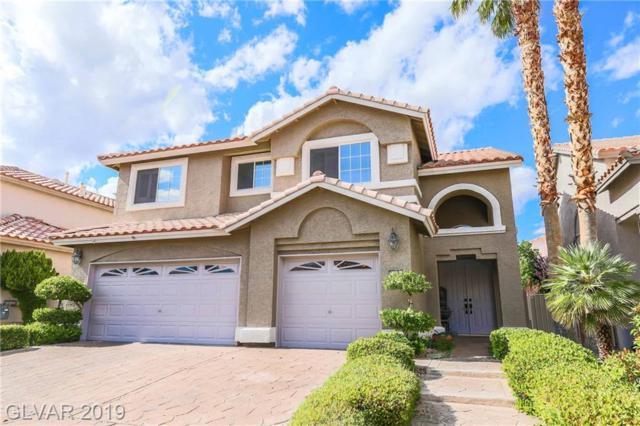 9508 Borgata Bay, Las Vegas, NV 89147 (MLS #2098403) :: Signature Real Estate Group