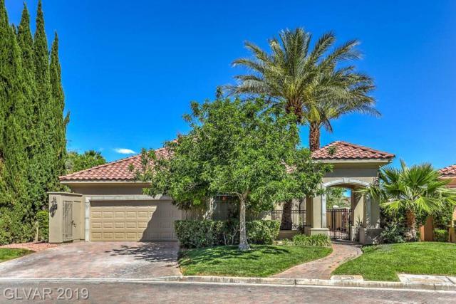 6 Via Paradiso, Henderson, NV 89011 (MLS #2098406) :: Signature Real Estate Group