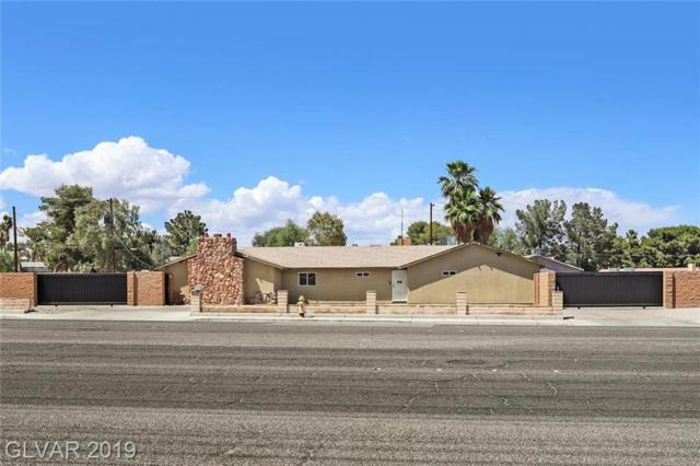 3600 Russell, Las Vegas, NV 89120 (MLS #2098435) :: Signature Real Estate Group