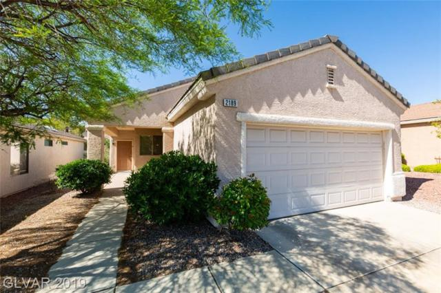 2189 Tiger Links, Henderson, NV 89012 (MLS #2098447) :: Vestuto Realty Group