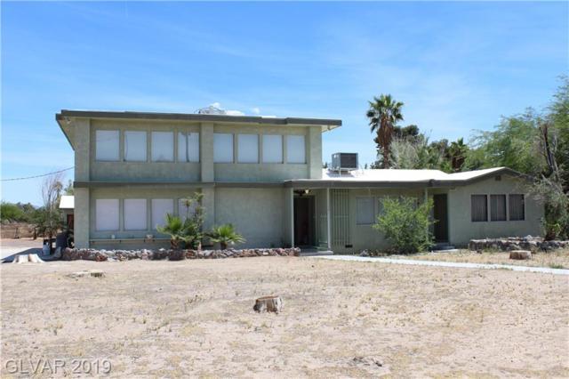 5226 Topaz, Las Vegas, NV 89120 (MLS #2098450) :: Signature Real Estate Group