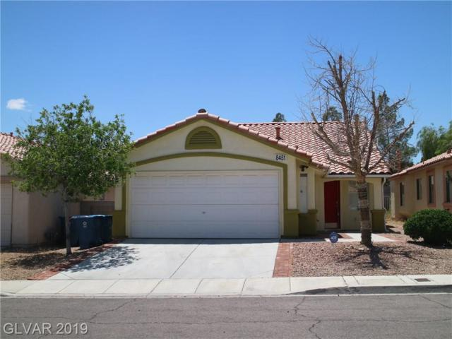 8451 Green Mesa, Las Vegas, NV 89147 (MLS #2098508) :: Vestuto Realty Group