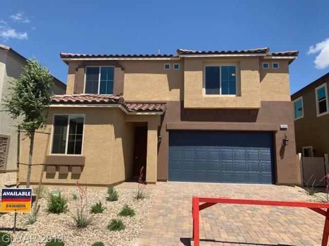 5848 Galway Bay Lot 253, North Las Vegas, NV 89081 (MLS #2098515) :: The Snyder Group at Keller Williams Marketplace One