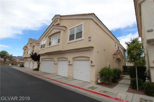 1612 Lefty Garcia, Henderson, NV 89002 (MLS #2098556) :: Signature Real Estate Group