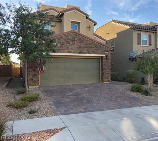 395 Ambitious, Las Vegas, NV 89011 (MLS #2098564) :: The Snyder Group at Keller Williams Marketplace One