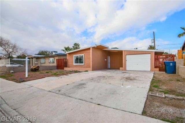 2633 Magnet, North Las Vegas, NV 89030 (MLS #2098578) :: The Snyder Group at Keller Williams Marketplace One