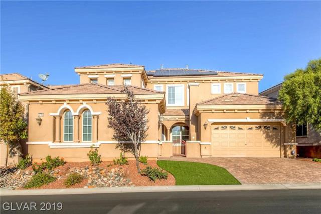 2760 Kildrummie, Henderson, NV 89144 (MLS #2098605) :: Signature Real Estate Group
