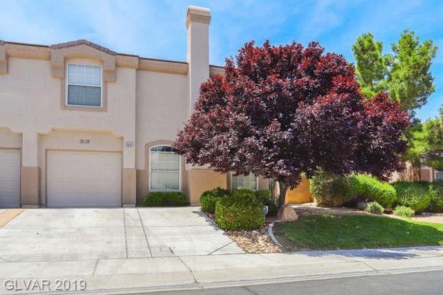 1641 Aspen Meadows, Henderson, NV 89014 (MLS #2098692) :: Signature Real Estate Group