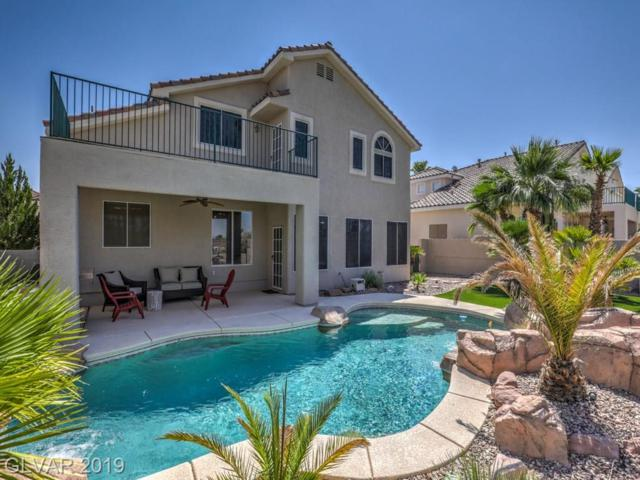 1303 Echo Creek, Henderson, NV 89052 (MLS #2098723) :: The Snyder Group at Keller Williams Marketplace One