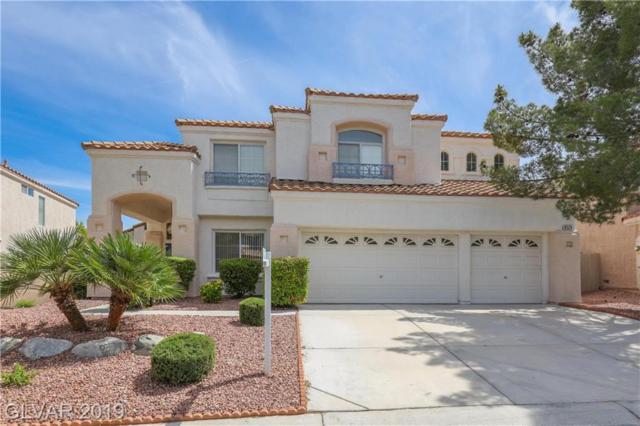 8525 Estrelita, Las Vegas, NV 89128 (MLS #2098743) :: Signature Real Estate Group