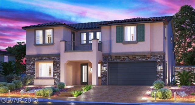 1158 Pandora Canyon, Henderson, NV 89052 (MLS #2098770) :: Signature Real Estate Group