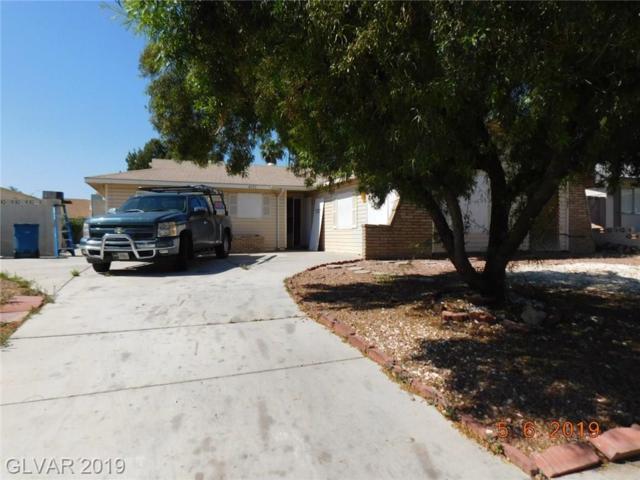4331 El Campana, Las Vegas, NV 89121 (MLS #2098784) :: Signature Real Estate Group