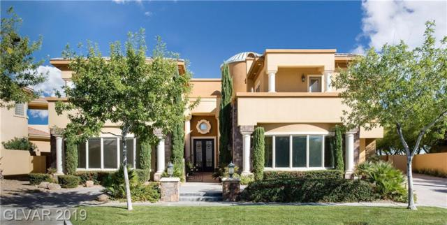 9256 Tournament Canyon, Las Vegas, NV 89144 (MLS #2098870) :: The Snyder Group at Keller Williams Marketplace One