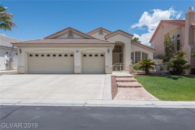 4346 Spooner Lake, Las Vegas, NV 89147 (MLS #2098890) :: Vestuto Realty Group