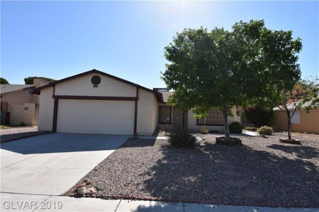 1526 Unionville, North Las Vegas, NV 89110 (MLS #2098891) :: The Snyder Group at Keller Williams Marketplace One