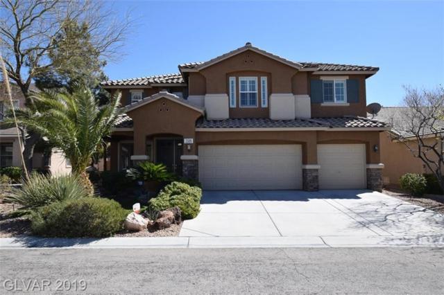 3586 Fair Bluff, Las Vegas, NV 89135 (MLS #2098959) :: Vestuto Realty Group