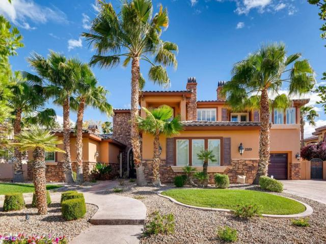 2289 Candlestick, Henderson, NV 89052 (MLS #2099031) :: The Snyder Group at Keller Williams Marketplace One