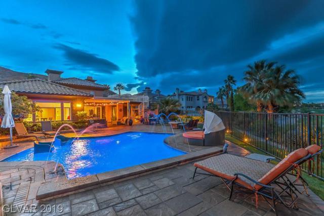 2720 Grassy Spring, Las Vegas, NV 89135 (MLS #2099035) :: ERA Brokers Consolidated / Sherman Group