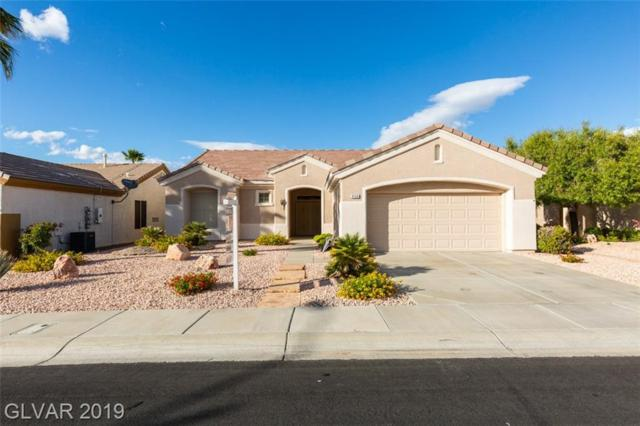 456 Edgefield Ridge, Henderson, NV 89012 (MLS #2099061) :: The Snyder Group at Keller Williams Marketplace One