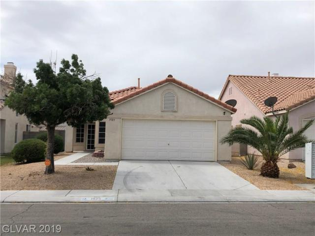 1925 Falling Tree, Las Vegas, NV 89031 (MLS #2099072) :: Vestuto Realty Group