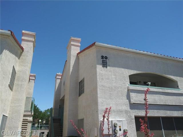 2725 S Nellis #1012, Las Vegas, NV 89121 (MLS #2099095) :: Vestuto Realty Group
