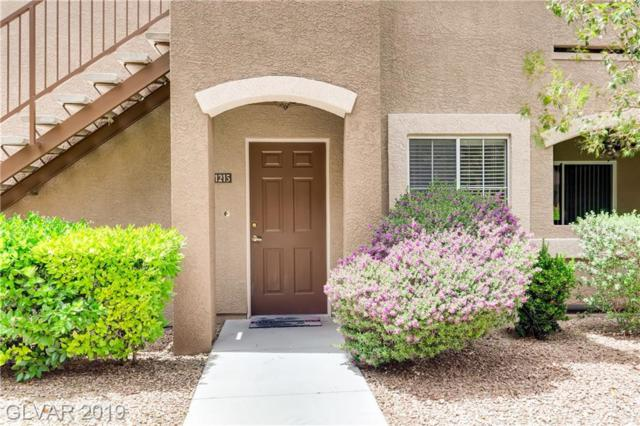 10245 S Maryland #1215, Las Vegas, NV 89183 (MLS #2099119) :: ERA Brokers Consolidated / Sherman Group