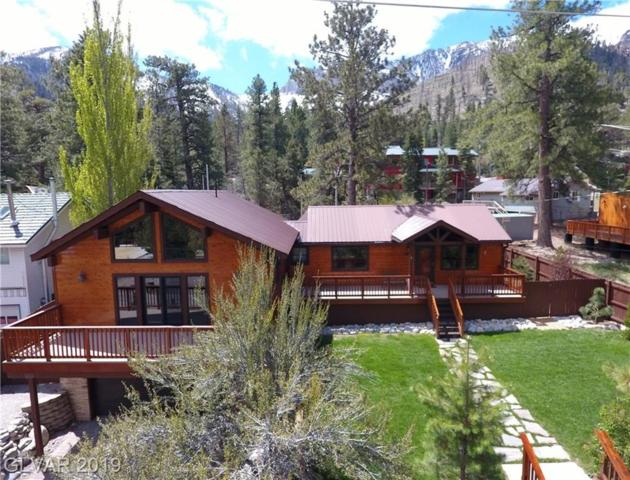 3935 White Fir, Mount Charleston, NV 89124 (MLS #2099148) :: Signature Real Estate Group