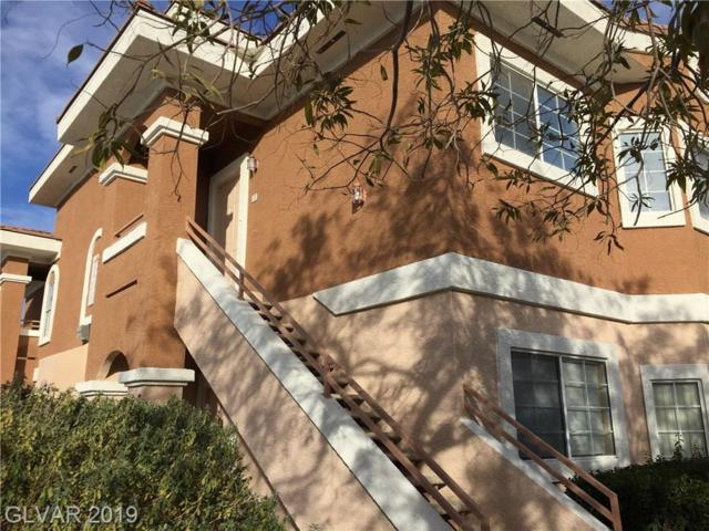 830 Carnegie Street #1321, Henderson, NV 89052 (MLS #2099214) :: Signature Real Estate Group