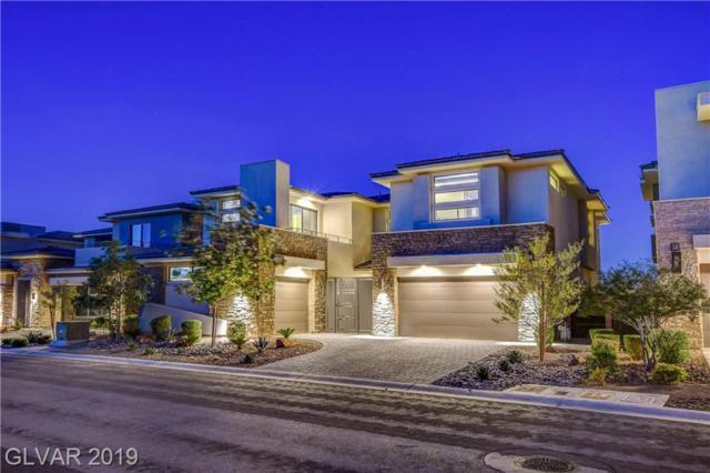 56 Pristine Glen, Las Vegas, NV 89135 (MLS #2099244) :: The Snyder Group at Keller Williams Marketplace One