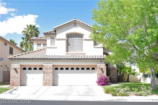 1962 Larkspur Ranch, Henderson, NV 89012 (MLS #2099257) :: The Snyder Group at Keller Williams Marketplace One