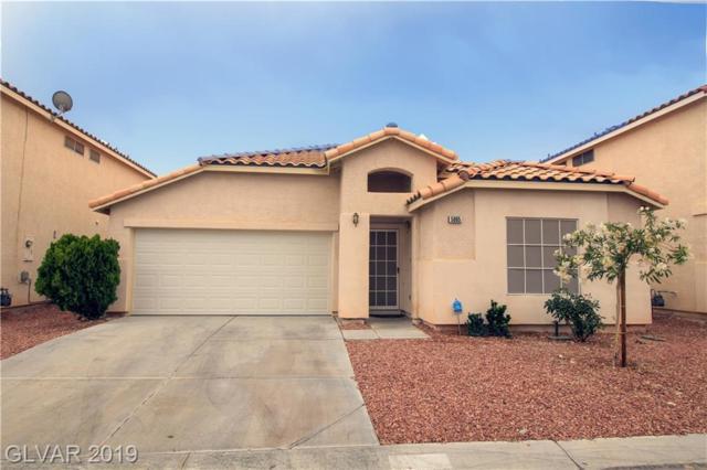 5005 Prairie Springs, Las Vegas, NV 89130 (MLS #2099302) :: Trish Nash Team