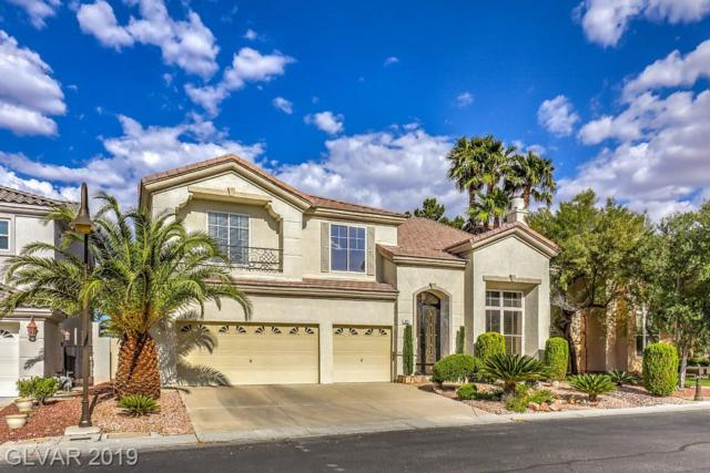 92 Cascade Lake, Las Vegas, NV 89148 (MLS #2099306) :: The Snyder Group at Keller Williams Marketplace One