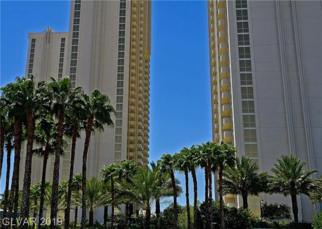 135 Harmon #3418, Las Vegas, NV 89109 (MLS #2099320) :: Trish Nash Team