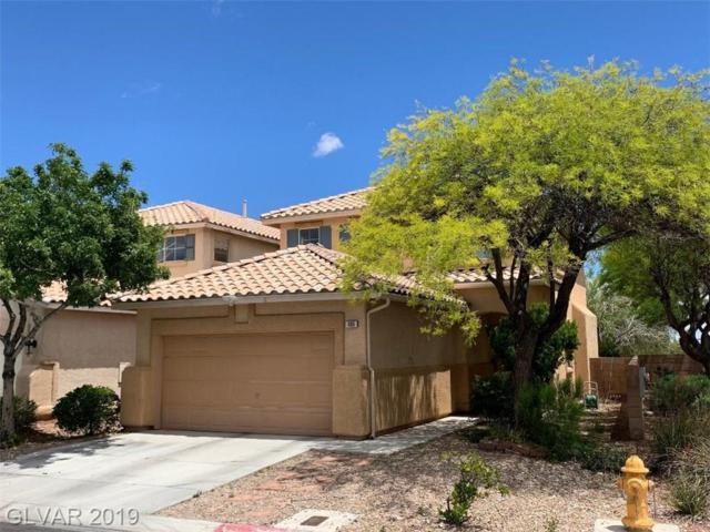 400 Napa Hills, Las Vegas, NV 89144 (MLS #2099325) :: Trish Nash Team