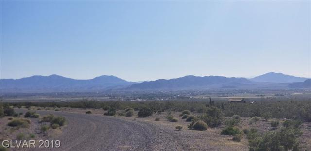 2640 E Condor, Pahrump, NV 89060 (MLS #2099372) :: The Snyder Group at Keller Williams Marketplace One