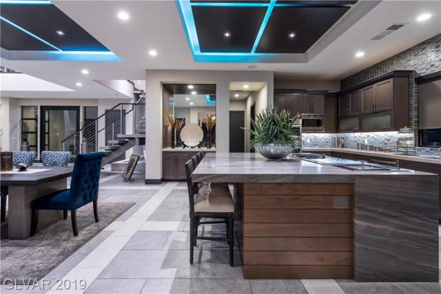 94 Glade Hollow, Las Vegas, NV 89135 (MLS #2099385) :: The Snyder Group at Keller Williams Marketplace One
