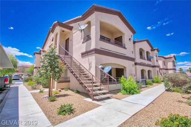 2291 Horizon Ridge #2207, Henderson, NV 89052 (MLS #2099406) :: Trish Nash Team