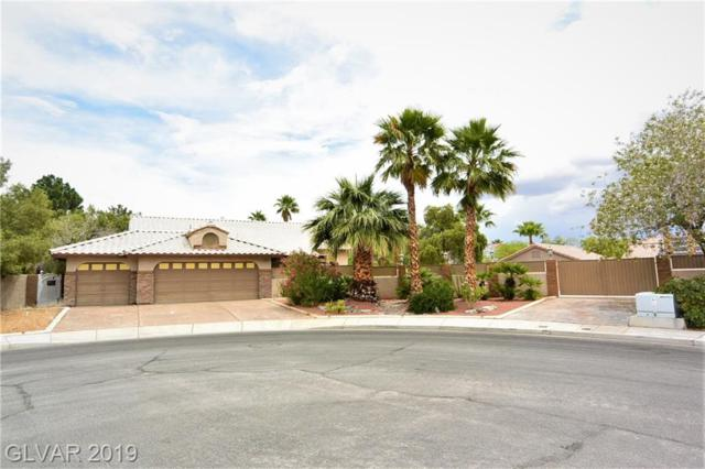 3620 Bixbee, Las Vegas, NV 89129 (MLS #2099458) :: The Snyder Group at Keller Williams Marketplace One