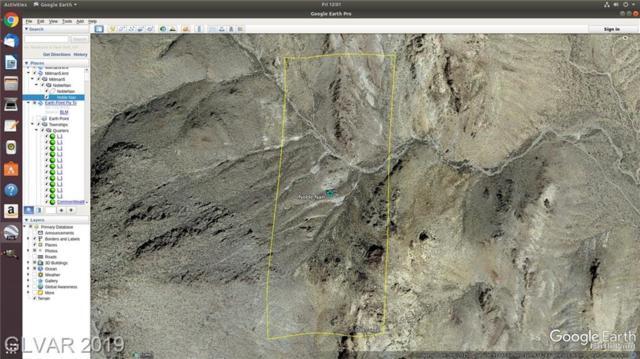 Rhyolite, Beatty, NV 89003 (MLS #2099489) :: The Lindstrom Group
