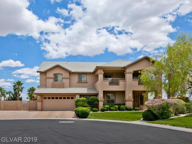 5620 Coe Estates, Las Vegas, NV 89149 (MLS #2099514) :: The Snyder Group at Keller Williams Marketplace One