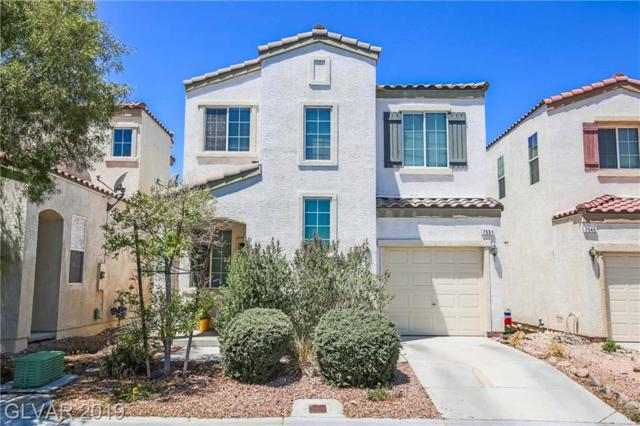 7551 Garden Village, Las Vegas, NV 89113 (MLS #2099526) :: Trish Nash Team