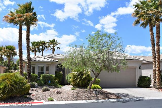 4589 Denaro, Las Vegas, NV 89135 (MLS #2099803) :: The Snyder Group at Keller Williams Marketplace One