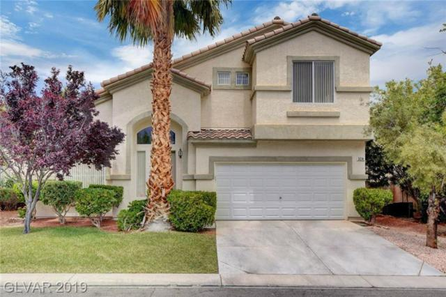 324 Sea Rim, Las Vegas, NV 89148 (MLS #2099947) :: The Snyder Group at Keller Williams Marketplace One