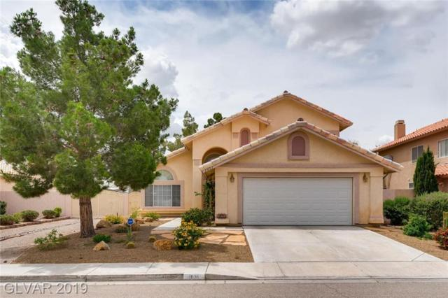 1631 Rushing River, North Las Vegas, NV 89031 (MLS #2099978) :: Vestuto Realty Group