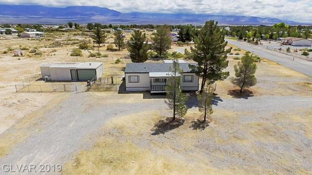 1850 W Greta, Pahrump, NV 89060 (MLS #2100064) :: ERA Brokers Consolidated / Sherman Group