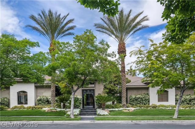 413 St Andrews, Las Vegas, NV 89144 (MLS #2100080) :: The Snyder Group at Keller Williams Marketplace One