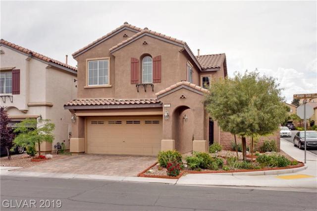 7337 Arlington Garden, Las Vegas, NV 89166 (MLS #2100138) :: The Snyder Group at Keller Williams Marketplace One
