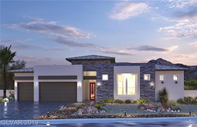 7706 Tioga Ridge Lot 1, Las Vegas, NV 89117 (MLS #2100168) :: The Snyder Group at Keller Williams Marketplace One